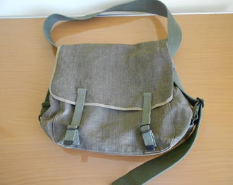 French military backpackAntiques Antiques