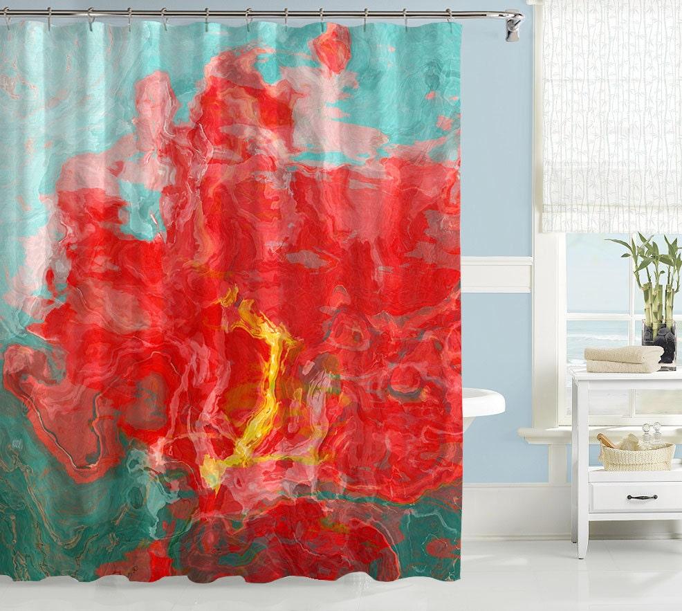 Description Create A Unique Bathroom Decor With Shower Curtains