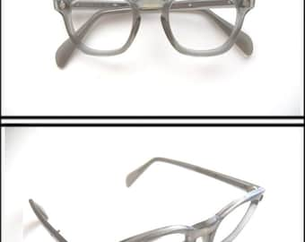vintage BAO 50s safety glasses frames