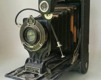 Antique 1912 Eastman Kodak No. 2 Autographic Jr. Camera