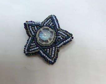 Star Brooch