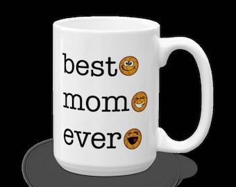 Basketball Best Mom Ever Mug