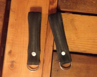 Bicycle Tire Keychain