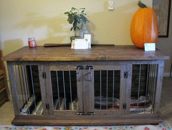 Trendy Dog End Table Kennel Ideas Medscenter Info