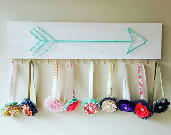 Customizable Necklace or Headband Holder