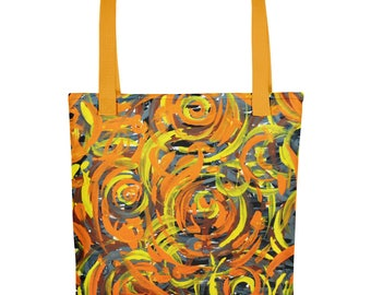 Crazy Bananas Tote bag