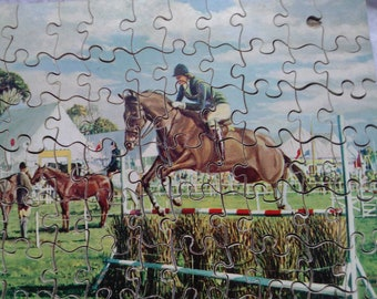 Victory wooden jigsaw puzzle