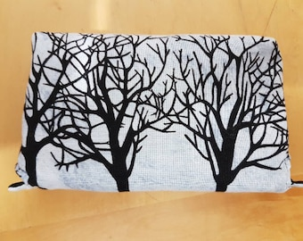 Tarot Card Pouch - Tree Silhouettes