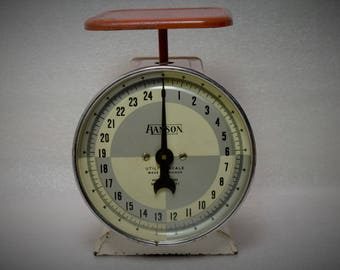 Hanson Utility Scale Model 1371 - Made in Chicago - U.S.A