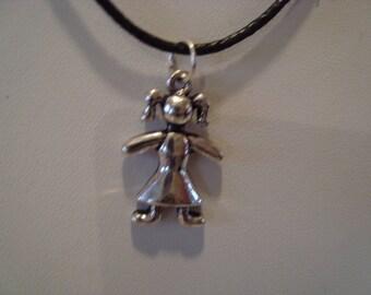 Little girl pendant