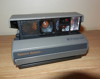 "Polaroid ""Spectra System""  Camera"