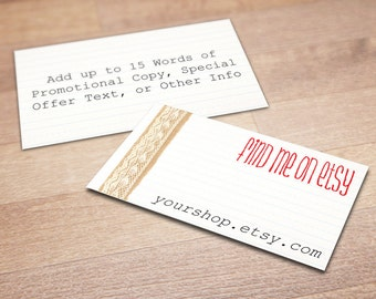 100 custom business cards for promoting your etsy shop patch 100 custom business cards for promoting your etsy shop all lined up personalized calling colourmoves