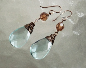 Another Touch of Brass Earrings