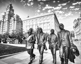 Day Tripper (2016) - Fine art photography, The Beatles, Liverpool, Merseyside