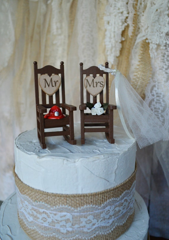 fireman themed wedding cakes fighter wedding cake topper firefighter themed camping 14272
