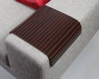 SUPER PROMO ! Sofa Arm Tray, Sofa Tray Table, Coffee Table, Sofa Table, Wood Tray, Sofa Arm Table, Gift, Home&Living, TRPW3040FL