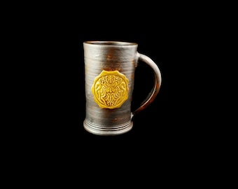 Stoneware Cernunnos Mug