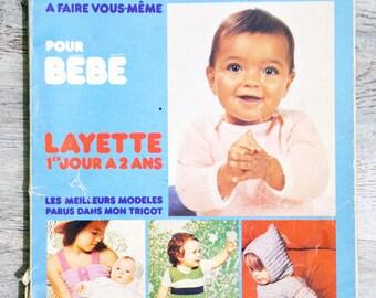 My knitting magazine book HS MFSB - Special baby