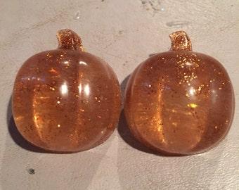 Reain pumpkin earrings