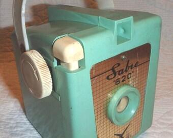 Sabre 620 Green Camera