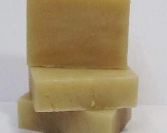 Vegan Gardenia Soap Loaf