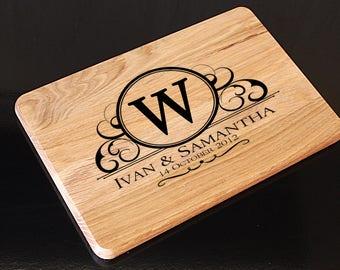 Cutting Board Personalized, Wedding Cutting Board, Wedding gift for couple, Cutting Board Wedding Gift, Custom Wedding Gift, Love Sign