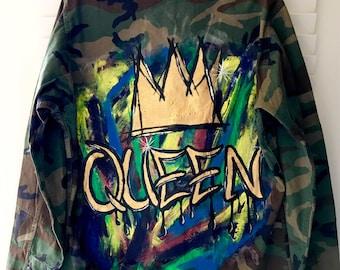 Custom Camo Jacket