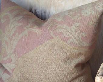 1 Vintage Aubusson Pillow