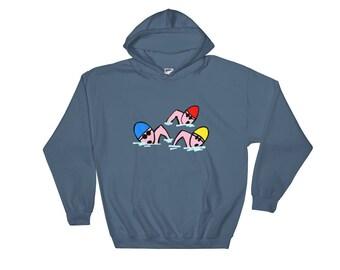 Team PaintMark Hooded Sweatshirt