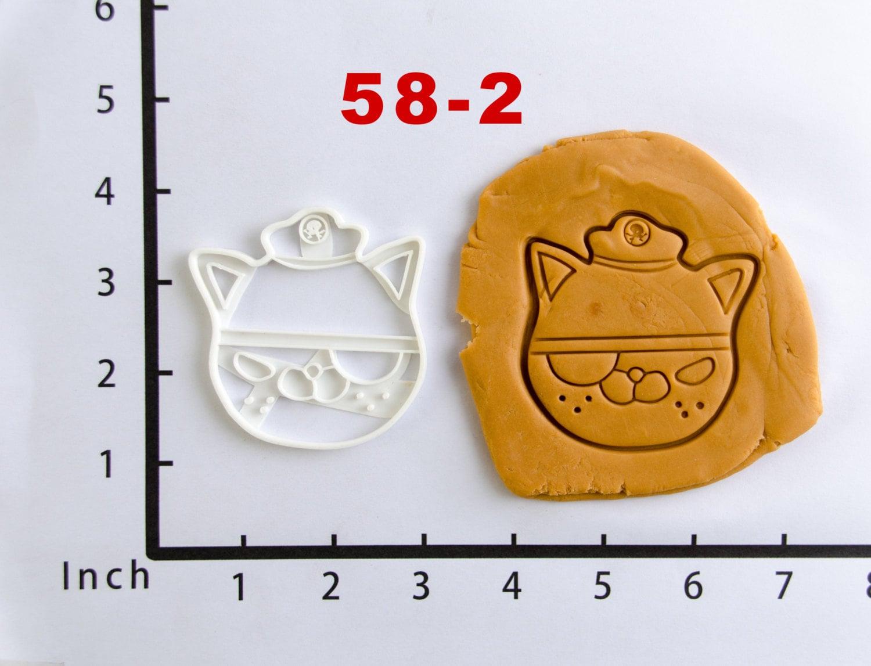 Octonauts Cookie Cutter Octonauts birthday Octonauts party