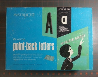 Sets of upper and lower case letters 2in. upper 1.25in. lower