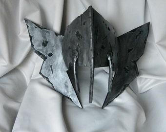 Fallout 4 inspired Disciples bladed helmet - 1:1 EVA foam