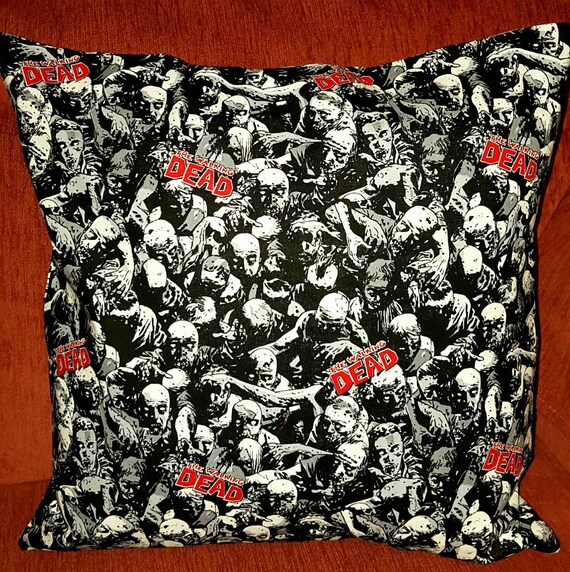 Walking Dead Pillow Cover