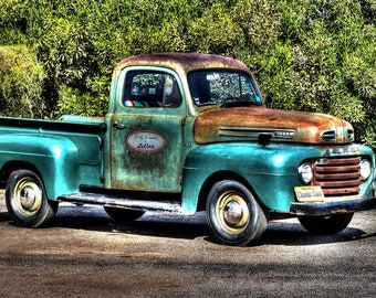 1948 Ford F-1 Pick Up Truck