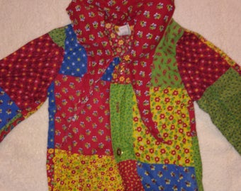 Vintage toddler button up shirt