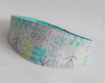 Headband, Womens headband, headbands for women, Fabric Headband, Adult Headband, Reversible Headband, Teen Headband, Fashion Headband