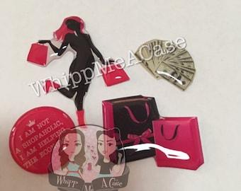 Shopaholic set