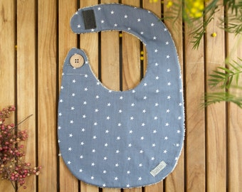 Bib | Blue Night & Stars
