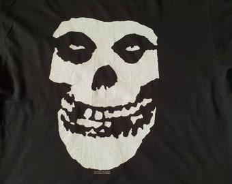 Rare 2000s Mitfits music Tout T shirt