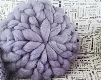 Chunky Knit Pillow, Wool pillow,Round Pillow,Hand Knit Wool Pillow, Super Chunky Knit, Merino wool pillow