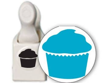 Martha Stewart Cupcake punch (punches 2 seperate pieces)