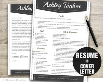 Creative resume and cover letter templates vatozozdevelopment creative resume and cover letter templates creative templates for cover letters spiritdancerdesigns Image collections