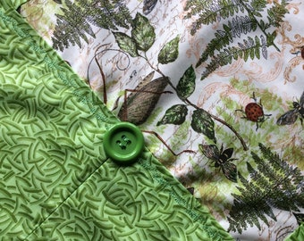 Table Runner - Insects and Nature