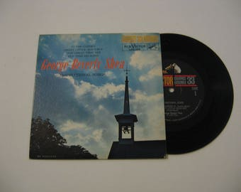 George Beverly Shea - Inspirational Songs - 7' Inch 33RPM - Circa 1961