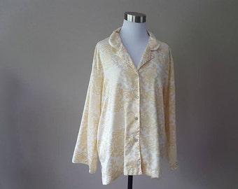 L / Natori / Sleep Shirt / Pajama Top / Sleepwear / Loungewear / Large