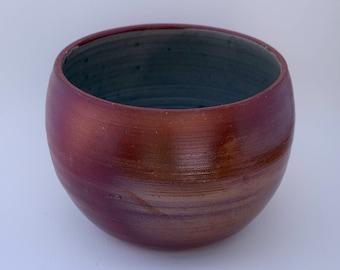medium blue-green bowl
