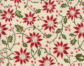 Petites Maisons De Noël Pearl 13791 12 by French General for moda fabrics