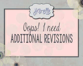 Additional Revisions Add-On