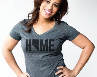 T-Shirt - Nevada HOME Women's Tee