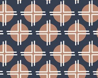 Arizona After - Clay Sundot Dusk - April Rhodes - Art Gallery Fabrics (AZA-7885)